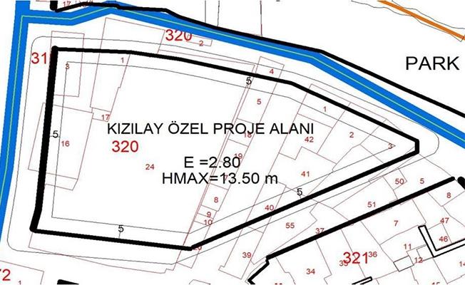 Urfa Çalışma Grubu'ndan Kızılay Meydanı Açıklaması