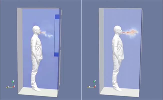 Asansörün virüsün yayılımına etkisi