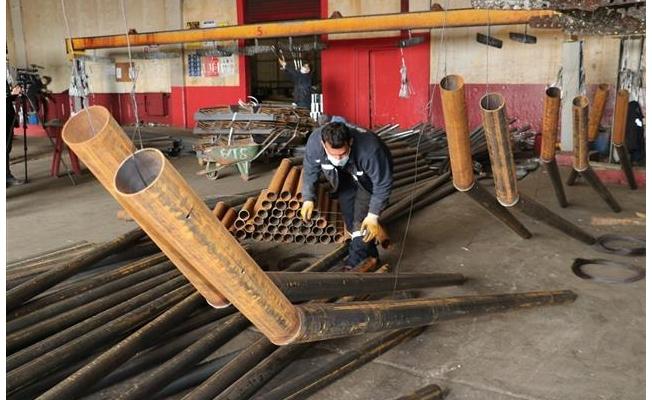 Diyarbakır salgına rağmen 22 fabrika için yer tahsisi yapıldı