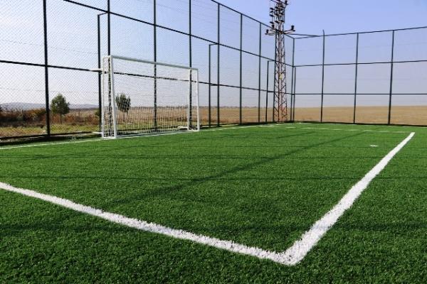 Karaköprü Kırsalında Spor Tesisleri Artıyor