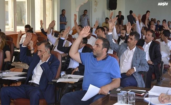 Siverek'te ilk tur oylama sonuçları belli oldu