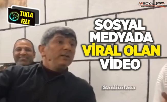 Urfalıların söylediği türkü sosyal medyada viral oldu