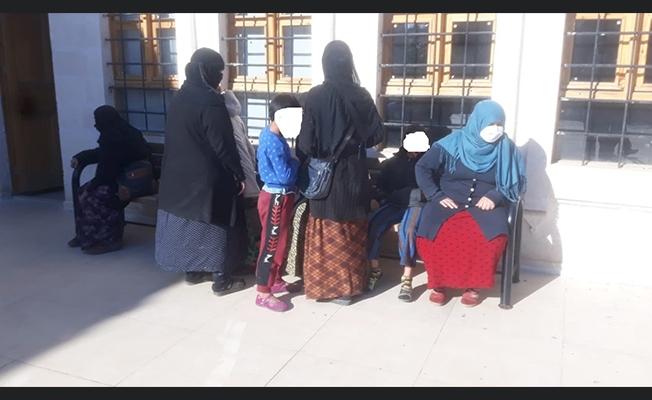 Viranşehir'de dilenci operasyonu