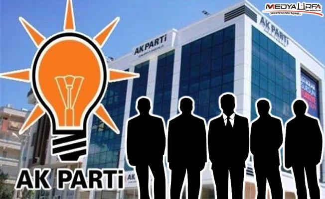 AK Parti heyeti Şanlıurfa'ya geliyor