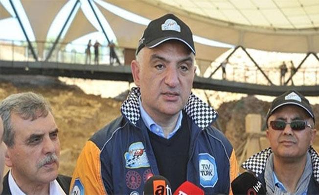 Bakan Ersoy'dan Urfa'yı heyecanlandıran açıklama