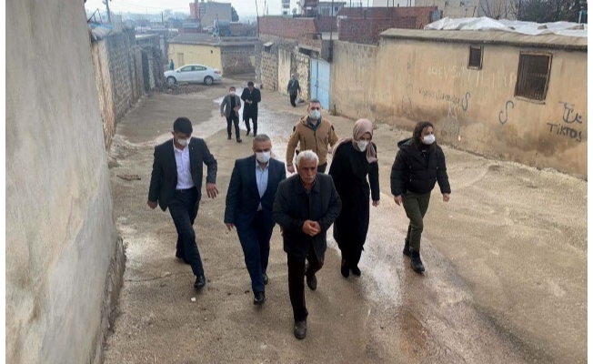 Başkan Çakmak'tan Lösemi hastası aileye destek