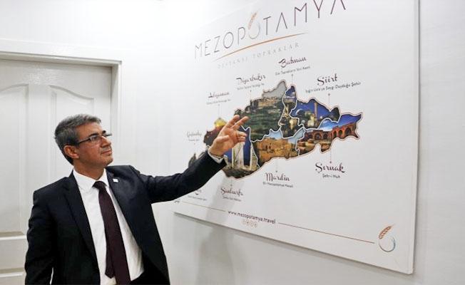 """Güneydoğu, turizmde """"Mezopotamya"""" gezi rehberiyle dünyaya açılıyor"""