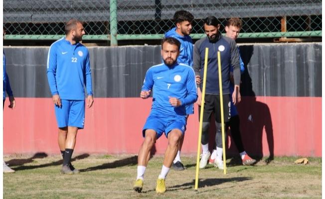 Karaköprü Belediyespor Sezona Silivri'de Başlıyor