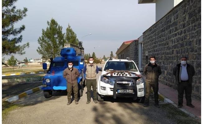 Şanlıurfa'da kaçak avlanan 3 kişi yakalandı