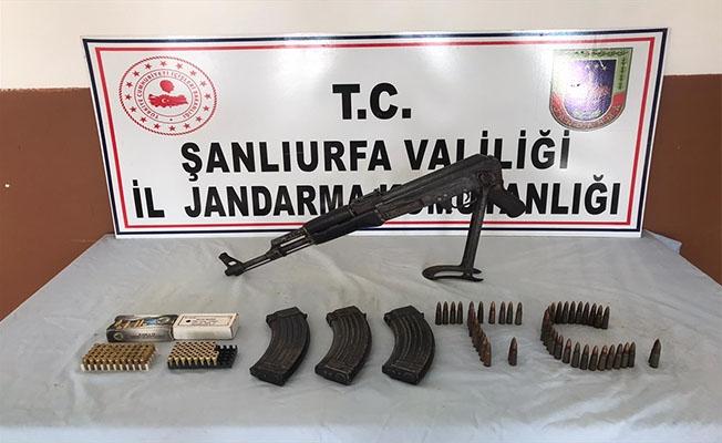 Şanlıurfa'da silah kaçakçılığı operasyonu: 7 gözaltı