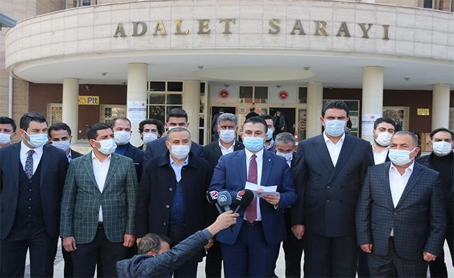 Urfa AK Parti'den Suç Duyurusu