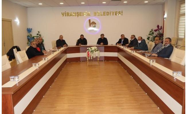 Viranşehir Belediyespor Sahaya İniyor