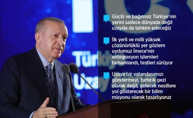 """Erdoğan: """"Tüm dünyanın gözü üzerimizde"""""""