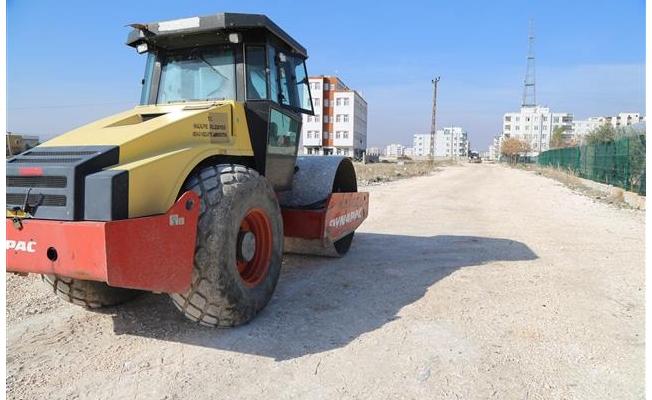 Haliliye'deki 8 mahallede üst yapı çalışması
