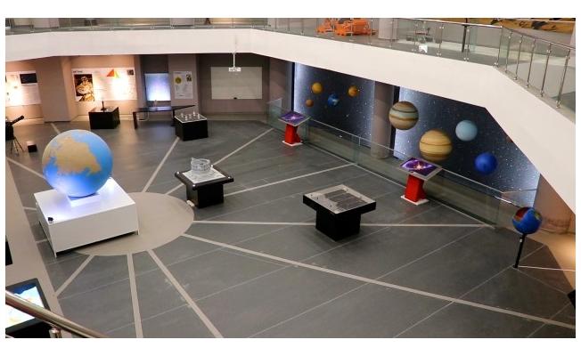 Karaköprü'de Uzay ve Havacılık Bilim Merkezi Açılıyor