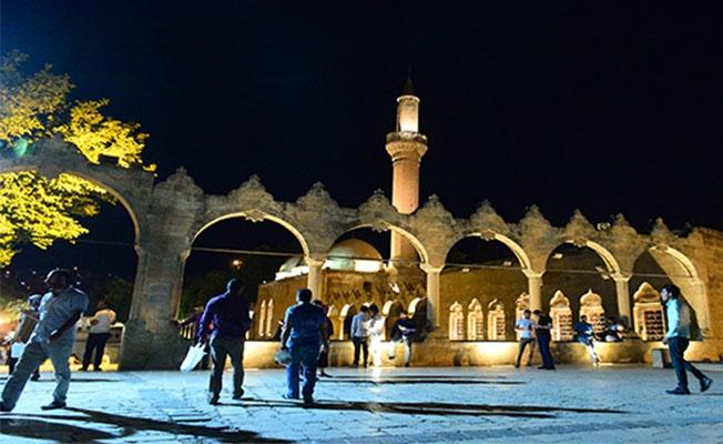 Regaip Kandili Urfa'da Dualarla İdrak Edildi