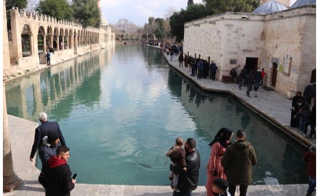 Şanlıurfa'da turizmin normalleşme adımlarıyla canlanması bekleniyor