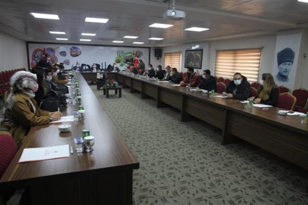 Şanlıurfa'da Özel Sektörle İstişare Toplantısı