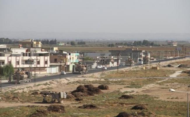 Tel Abyad'da patlayıcı yüklü 2 araç ele geçirildi