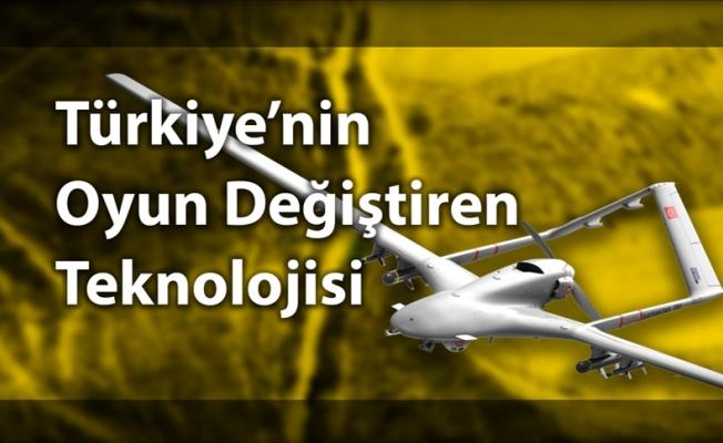 Türkiye SİHA ile oyun değiştirdi