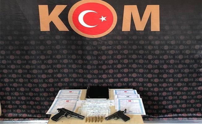 Viranşehir'de tefecilere operasyon: 2 kişi gözaltına alındı