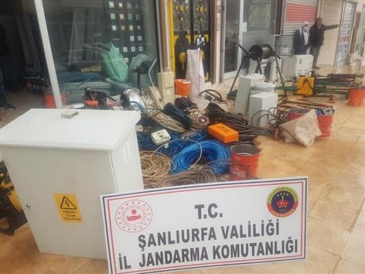 16 hırsızlık olayının zanlısı operasyonla yakalandı