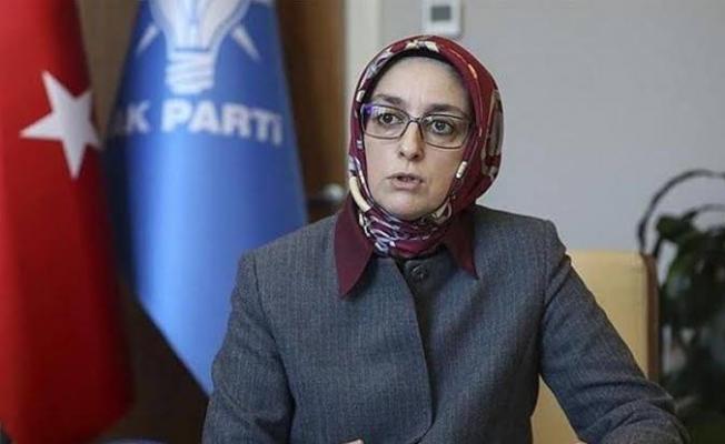 AK Parti Genel Merkez Kadın Kolları Başkanı Değişti