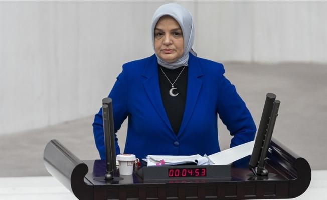 AK Parti Kadın Kolları Başkanlığına Ayşe Keşir aday gösterildi