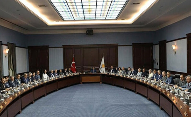 AK Parti'nin Yeni MKYK Üyeleri Belli Oldu