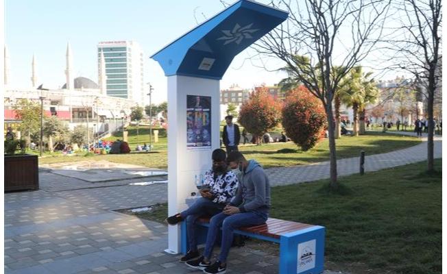 Büyükşehir'in Akıllı Bank Uygulaması Hizmete Girdi
