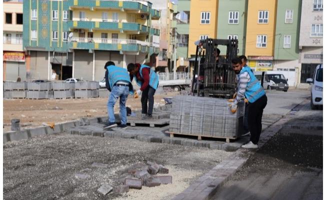 Haliliye'de 7 yeni yol açılıyor