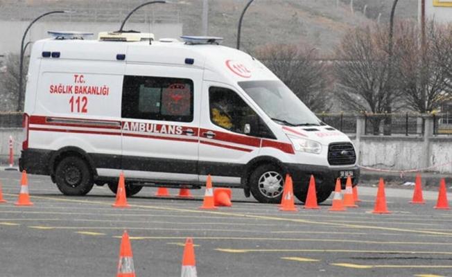 Karaköprü'de otomobilin çarptığı 15 yaşındaki çocuk öldü