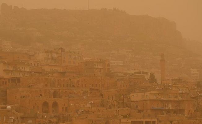 Meteoroloji duyurdu! Suriye ve Irak'tan geliyor