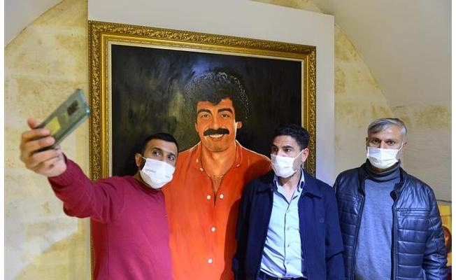 Müslüm Gürses'in müzesi hayranlarına teselli oluyor