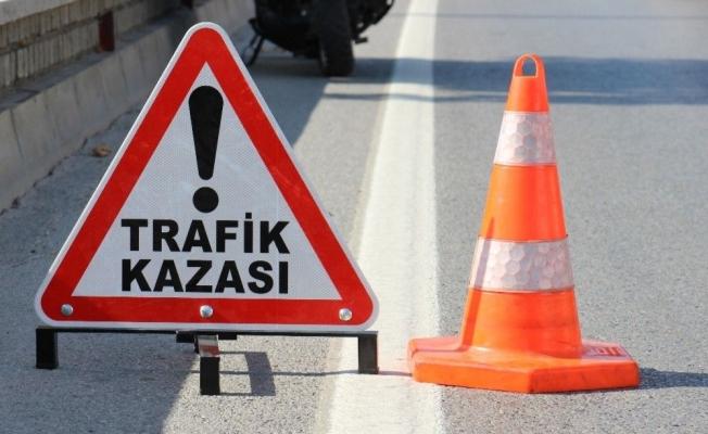 Siverek'te otomobilin çarptığı kadın ağır yaralandı