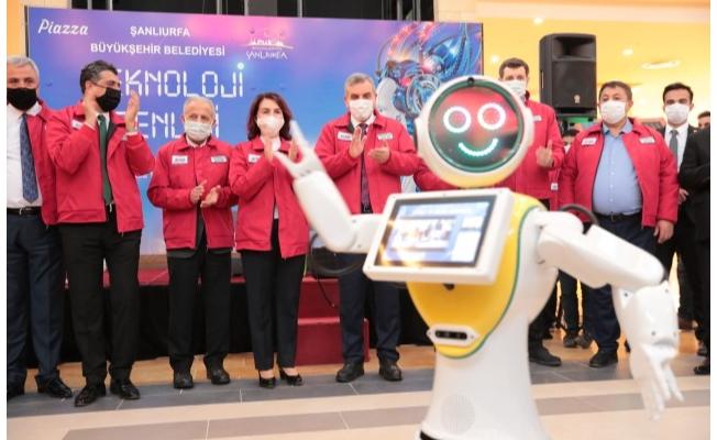 Şanlıurfa'da Teknoloji Şenliği Başladı