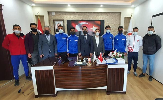 Suruç Hokey Kulübünün 5 oyuncusu milli takıma davet edildi