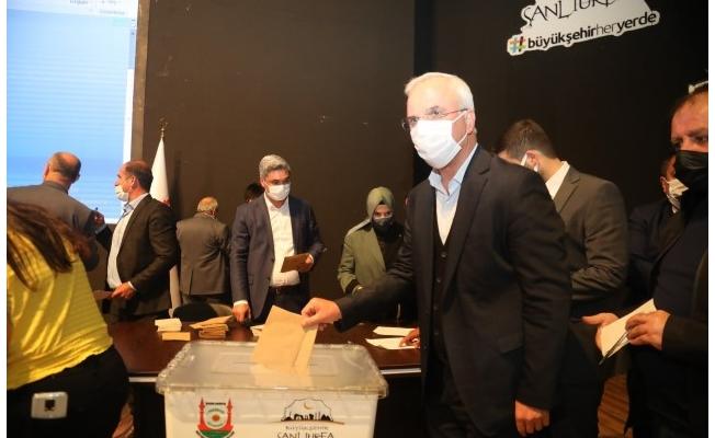Büyükşehir'de Meclis Başkan Vekili Seçildi