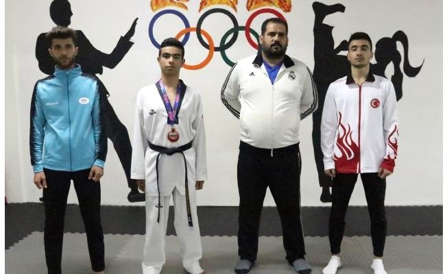 Hedefleri uluslararası şampiyonalarda başarılı olmak