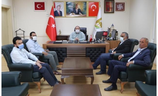 Viranşehir Belediyesi 400 aileye iftar yemeği dağıtacak