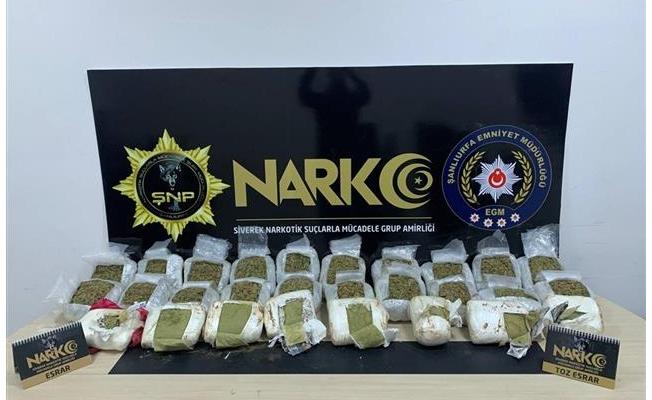 Uyuşturucu operasyonunda 10 şüpheli tutuklandı