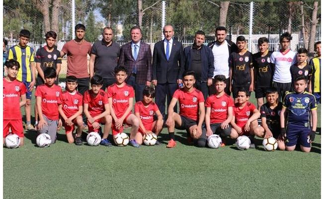 Yalçınkaya: Akçakale'den yıldız futbolcular çıkacak