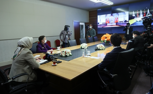 AK Parti, CHP ve MHP Online Bayramlaştı