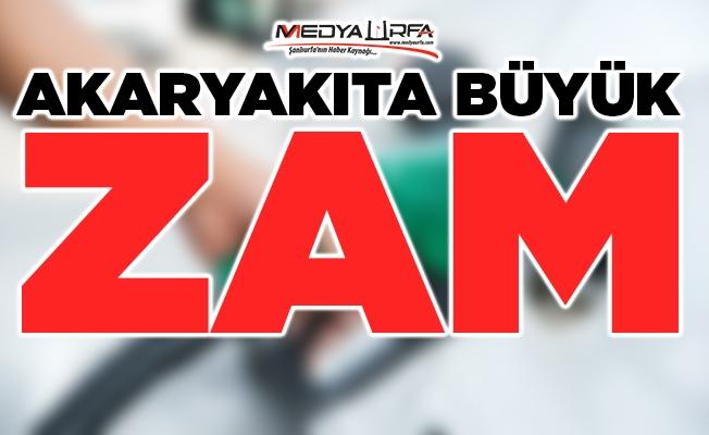 Akaryakıt dev ÖTV zammı