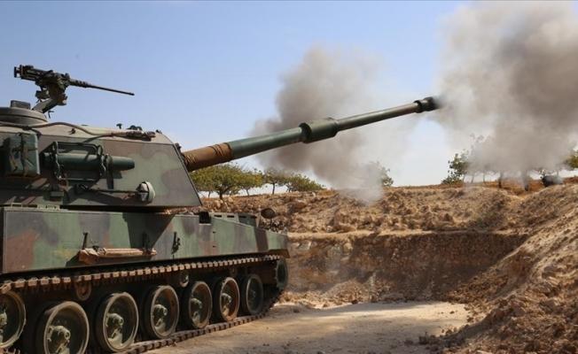 Barış Pınarında 6 terörist öldürüldü