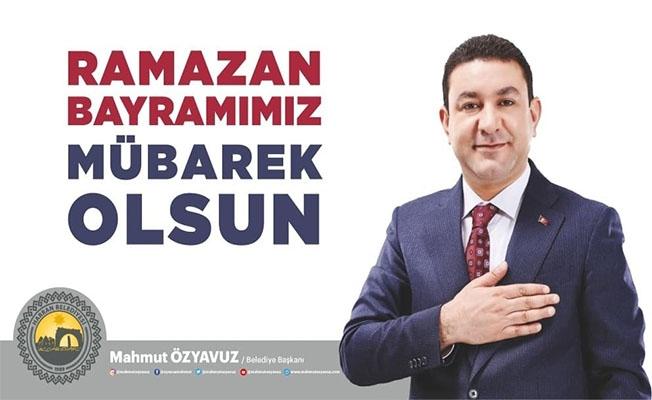 Başkan Özyavuz'un Bayram Mesajı
