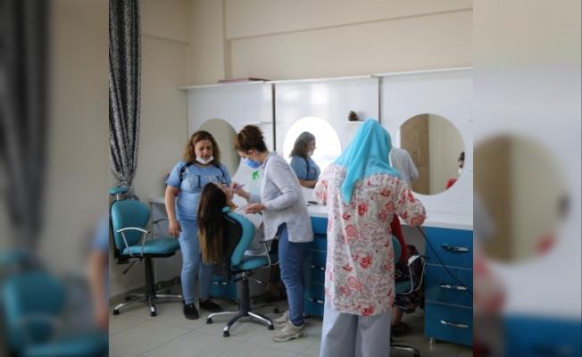 Haliliye Belediyesi İle Çocuklar Mutlu, Anneler Huzurlu