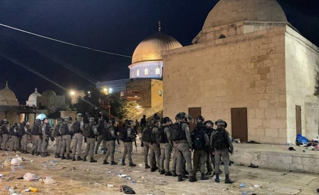 İsrail'den Müslümanlara Kalleş Saldırı