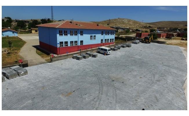 Kırsalın çehresi Siverek Belediyesi ile değişiyor