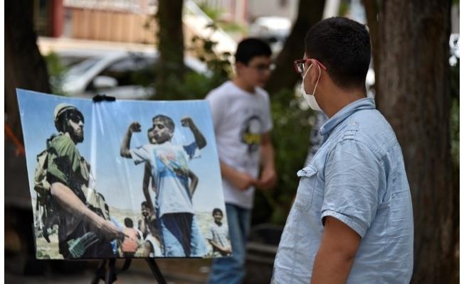 """Şanlıurfa'da """"Kudüs"""" konulu fotoğraf sergisi açıldı"""